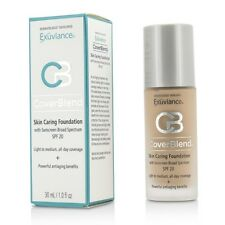 CoverBlend Skin Caring Foundation Spf20 - 30ml by Exuviance
