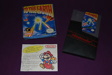 TO THE EARTH - Nintendo - Jeu Tir NES DAS EEC Small Box Version