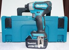 Makita dtd155zj batería-atornillador eléctrico 18v, + 1x batería 18v; 5,0ah - dtd155, en makpac