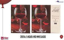 Bormioli Rocco Red Wine Glasses Glassware