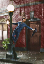 GENE KELLY - SINGING IN THE RAIN - REFRIGERATOR PHOTO MAGNET