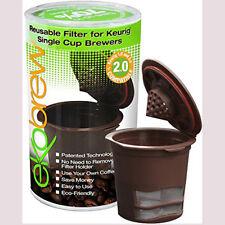 Ekobrew Refillable K-cup for Keurig Brewers
