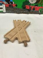 Thomas And Friends Wooden Railway Train X Split Switch Track Learning Curve