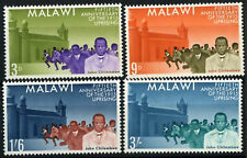 Malawi 1965 SG#238-241, 50th Anniv  Of 1915 Rising MNH Set #D58828