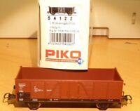 Piko 54122  2-achsiger offener Güterwagen Omm 33/E 028  DB Ep.4 neuwertig in OVP
