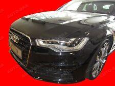 BRA für Audi A6 C7 4G Bj. ab 2011 Steinschlagschutz Haubenbra Automaske Tuning