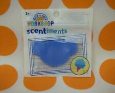 Build A Bear Workshop Scentiments Disk Insert *Blue Cotton Candy Scent *