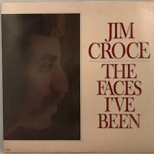 "JIM CROCE ""The Faces I've Been"" - 2 x Vinyl LP - 1975 Lifesong LS 900 NM / EX"