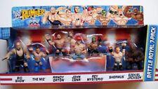 WWE Mattel Rumblers Battle Royal Figures 7-Pack JOHN CENA Miz BIG SHOW Orton Rey