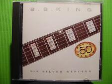 CD B.B. KIng / Six Silver Strings - B.B.Kings 50th Album