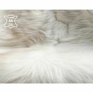 Exclusive Long Hair Italian Lambskin Shearling // Extra Soft Double Sided Fur Fa