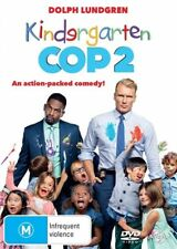 Kindergarten Cop 2 : NEW DVD