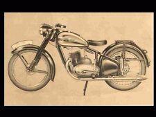 JAWA 250 400 OPERATIONS MANUAL for 980 980.04 981.01 Motorcycle Service & Repair