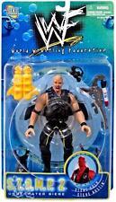 Stone Cold Steve Austin WWF STOMP Underwater Siege 2 WWE Action figure NIB