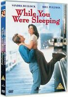 While You Were Sleeping - DVD Region 2 Free Shipping!