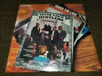 Above The Law Livin Like Hustlers LP 2008 UK REPRESS GFUNK NWA EAZY E DR DRE