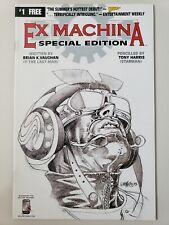 EX MACHINA LOT OF 32 ISSUES (2004) WILDSTORM COMICS BRIAN K VAUGHAN! TONY HARRIS