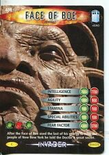 Doctor Who Battles In Time Invader #408 Face of Boe (Dying)