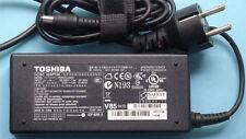 Cable de carga original fuente de alimentación toshiba tecra a11 a11-1jz a11-1d9 a6 15v 6a Charger