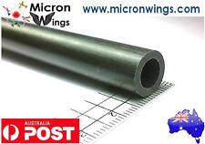 Carbon Fiber Tube 12.0mm x 8.0mm x 1 Meter long RC foamie plane parkflier kite