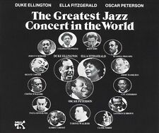 NEW The Greatest Jazz Concert in the World (Audio CD)