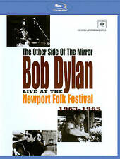 "BOB DYLAN - THE OTHER SIDE OF THE MIRROR NEW BLU-RAY ""Like New"""