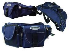 Gürteltasche Bauchtasche Hüfttasche BAG STREET Angeltasche Sport 2414 Navy