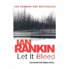 Let it bleed, Ian Rankin, New, Book
