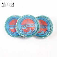 3yards 1 roll Super Double Sided Tape Weft Tape in Hair Extension Replacement