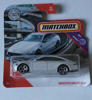 Mercedes-AMG GT 63 S Matchbox MBX Highway 44/100 2020 Mattel Nuevo sin abrir