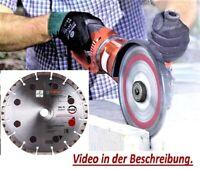 Disco de Corte Diamante 1A1RSS 230mm para Hormigón,Hormigón Armados Con