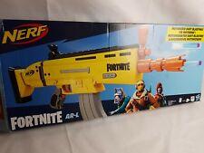 Nerf Fortnite AR-L Motorised Toy Blaster, 20 Official Fortnite Elite Darts