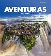 AVENTURAS-W/SUPERSITE ACCESS by Blanco , Textbook Binding