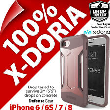 X-Doria difesa Gear telaio in alluminio CUSTODIA COVER per Apple iPhone 6/6S/