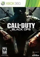 Call of Duty: Black Ops - Xbox 360 Game