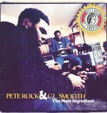 The Main Ingredient by Pete Rock & C.L. Smooth (Vinyl, Nov-1994, Elektra (Label))