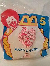 1994 McDonalds Happy Meal Animaniacs Slappy & Skippy #5 NEU in Paket NIB