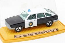 Pilen 1/64 chrysler 150 policia #m-805 with its box