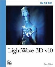 Inside LightWave 3D v10, Ablan, Dan, Good Book