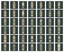 "42 3d STL Models - ""Door Collection"" for CNC relief artcam 3d printer aspire"