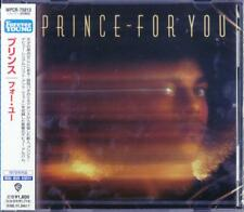 PRINCE-PRINCE - FOR YOU-JAPAN CD D50