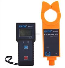 High /Low ETCR9000B Voltage Clamp Meter(Wireless) 0.0MA~1000A,99 Data Memory mz