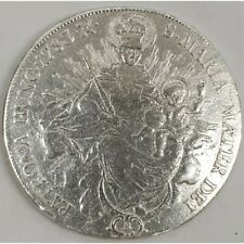 1783 Hungary Franz Josef II 1 Thaler (B) Silver - Silver MF62403