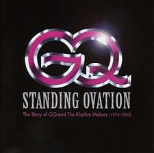 GQ - Standing Ovation - The Story Of GQ And The Rhythm Makers 1974-198 (NEW 2CD)