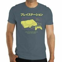 PlayStation System - Officially Licensed T-Shirt
