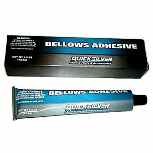Mercury Marine Mercruiser Quicksilver Bellows Adhesive Glue OEM PN 92-86166Q1