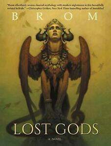 LOST GODS: A Novel, Brom Brom, Very Good condition, Book