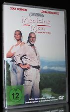 DVD MEDICINE MAN DIE LETZTEN TAGE VON EDEN SEAN CONNERY Indiana Jones James Bond