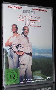 DVD MEDICINE MAN DIE LETZTEN TAGE VON EDEN SEAN CONNERY Indiana Jones James Bond