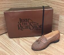 Just The Right Shoe by Raine 1999 Tassel Loafer 25505